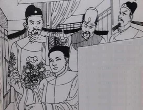 Giai thoại kỳ thú về niên hiệu Cảnh Hưng của vua Hậu Lê: Nhờ 1 chữ mà thoát cảnh ngục tù - Ảnh 4.
