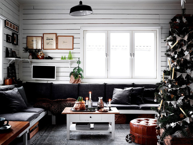 Đón Noel siêu ấm áp với những kiểu trang trí cực đơn giản ai ai cũng có thể học tập - Ảnh 7.
