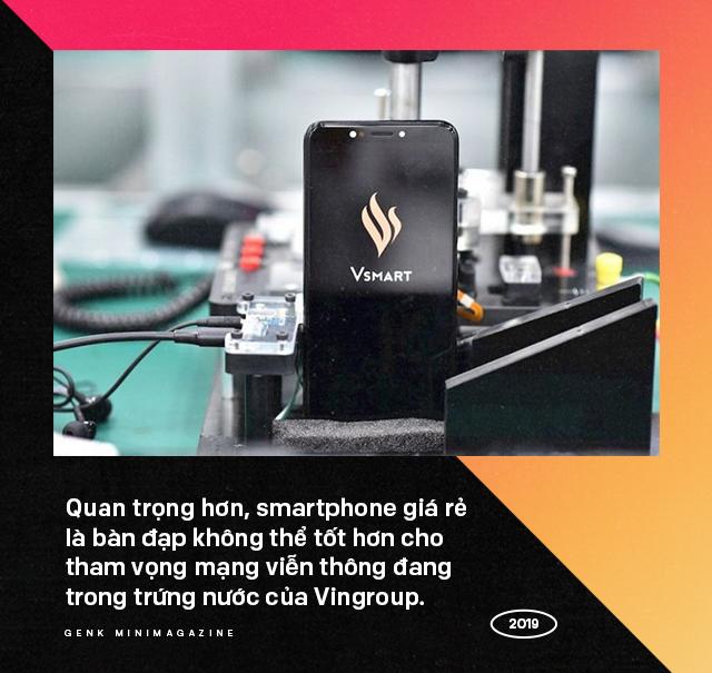 Vsmart: Điểm khác biệt cốt lõi có thể giúp smartphone Việt lật ngược thế cờ trước smartphone Trung Quốc sau nhiều năm thất thế - Ảnh 7.