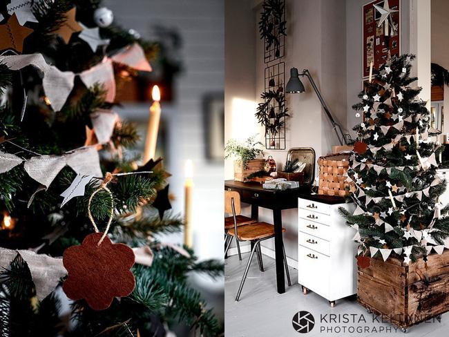 Đón Noel siêu ấm áp với những kiểu trang trí cực đơn giản ai ai cũng có thể học tập - Ảnh 9.