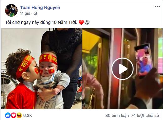 U22 Việt Nam vô địch và cách hành xử có 1 không 2 của Mr Đàm, Hoài Linh, Trấn Thành - ảnh 4