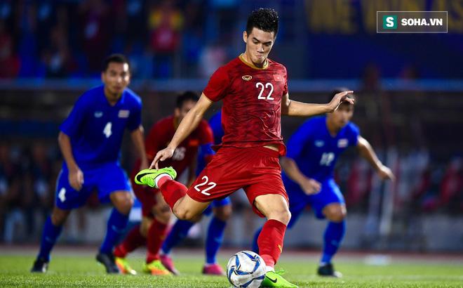 Cựu danh thủ Quốc Vượng: Việt Nam, Thái Lan có thể vào BK U23 châu Á song cơ hội rất nhỏ - Ảnh 1.