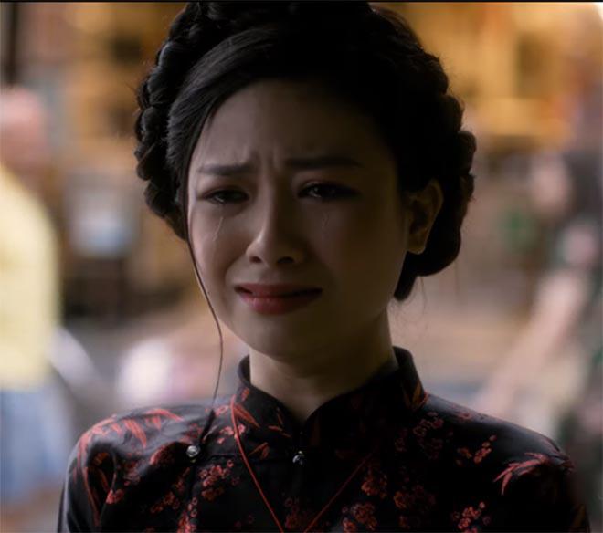 Dương Hoàng Yến òa khóc khi vướng chuyện tình dang dở trong MV mới - Ảnh 6.