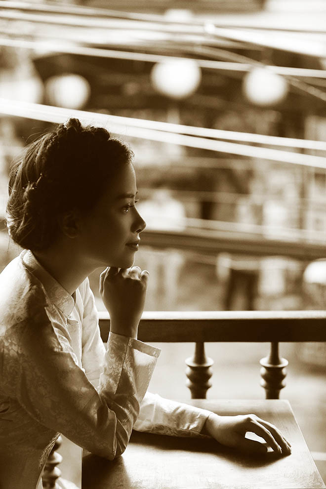 Dương Hoàng Yến òa khóc khi vướng chuyện tình dang dở trong MV mới - Ảnh 1.
