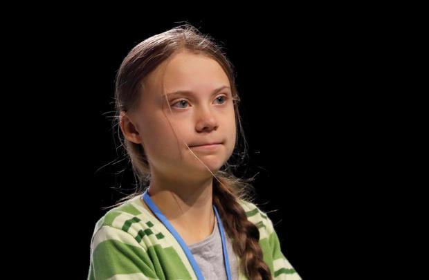 Nhà hoạt động vì môi trường 16 tuổi được chọn là Nhân vật của năm - Ảnh 2.