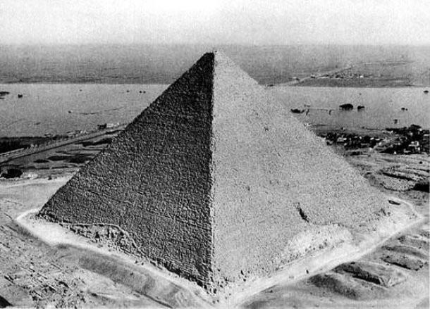 Những sự thật thú vị về kim tự tháp Ai Cập có thể bạn chưa biết - Ảnh 1.