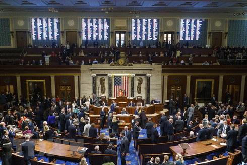 Hạ viện Mỹ thông qua ngân sách quốc phòng siêu khủng cho năm 2020 - Ảnh 1.