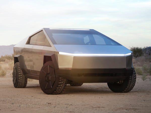 Trước Tesla Cybertruck, chỉ có duy nhất 1 chiếc xế hộp bọc thép không gỉ, được sản xuất từ tận năm 1983 - Ảnh 16.