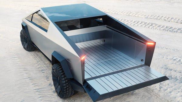 Trước Tesla Cybertruck, chỉ có duy nhất 1 chiếc xế hộp bọc thép không gỉ, được sản xuất từ tận năm 1983 - Ảnh 29.