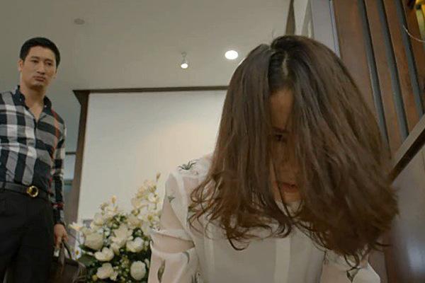 Hồng Diễm 'Hoa hồng trên ngực trái': Cám ơn anh Quỳnh đã tát tôi chảy nước mắt - ảnh 2