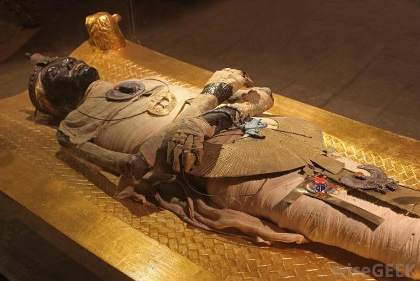 Những sự thật thú vị về kim tự tháp Ai Cập có thể bạn chưa biết - Ảnh 6.