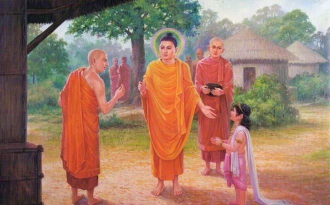 Thấy đạo sĩ đi trên mặt nước, Đức Phật nói 1 câu khiến đạo sĩ ngộ ra điều quan trọng nhất - Ảnh 5.