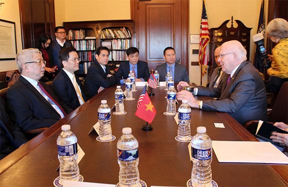 Đối thoại Chính sách Quốc phòng Việt Nam-Hoa Kỳ 2019 - ảnh 3