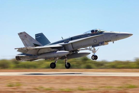 Australia tiếp tục đặt mua tiêm kích F-35 - Ảnh 1.