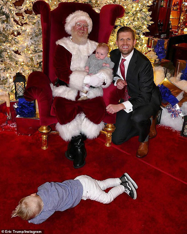 Ông già Noel cũng không quan trọng bằng giấc ngủ trưa của Luke.