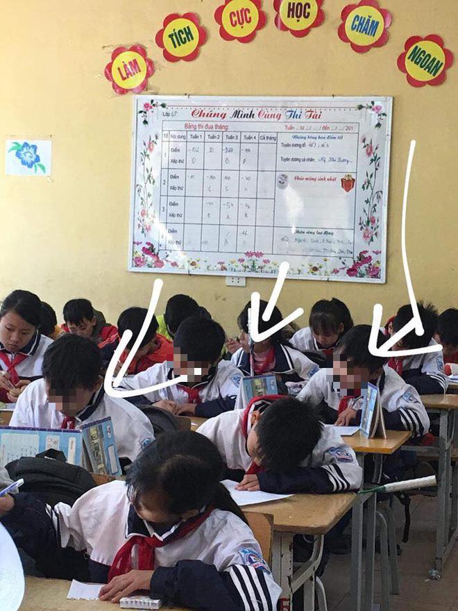 Những bức ảnh lột tả mánh khóe của học trò khiến cô giáo đau đầu tìm cách xử lý - ảnh 2