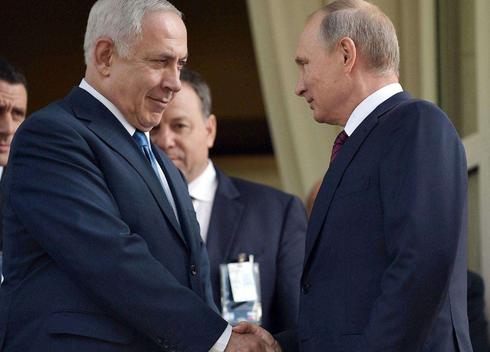 Nga chấp thuận Israel không kích căn cứ Iran ở Syria, ông Putin đang cược gì? - ảnh 2