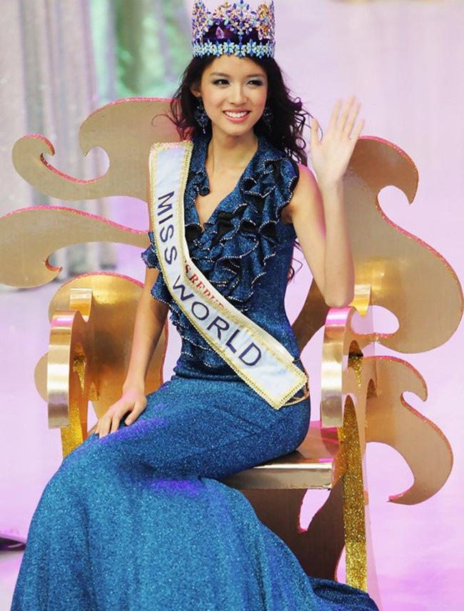 Nhìn lại nhan sắc của các người đẹp đăng quang Hoa hậu Thế giới trong những năm gần đây: Nổi bật nhất phải nói tới mỹ nhân đến từ Trung Quốc này - Ảnh 1.