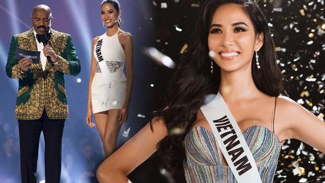 """Á hậu Hoàng Thùy: """"Tôi thiếu may mắn tại Miss Universe 2019"""" - ảnh 1"""