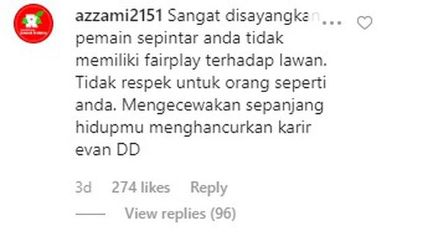 Fan Indonesia đánh chiếm Instagram của bạn gái Văn Hậu, buông lời khiếm nhã tới đôi trai tài, gái sắc - Ảnh 2.