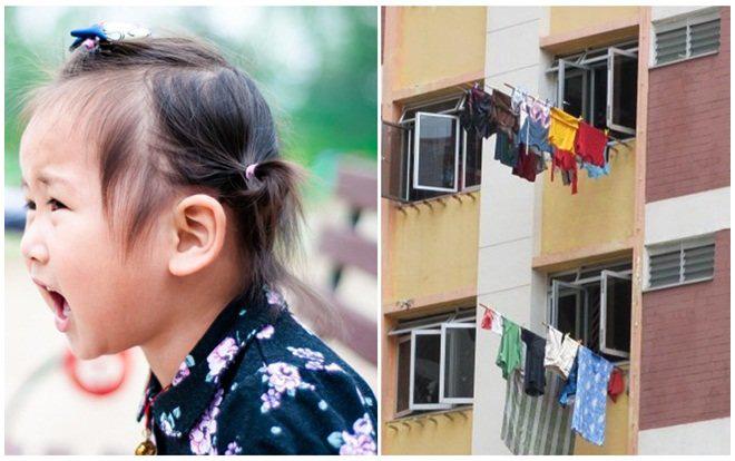 Chồng ném vợ người Việt qua cửa sổ, con gái 5 tuổi nhanh trí cứu mạng mẹ nhờ hành động này - Ảnh 1.
