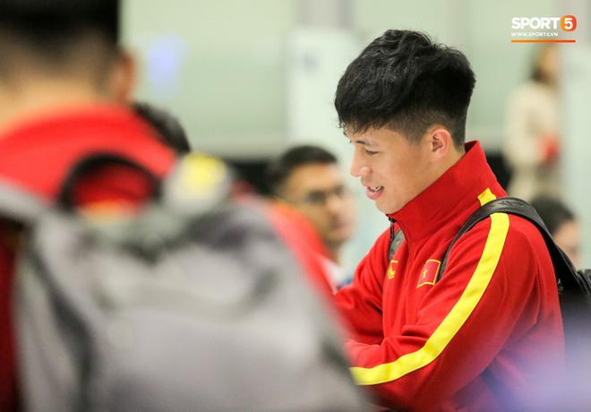 Đình Trọng, Trọng Đại thần thái ngày hội quân, U22 Việt Nam mang nguyên dàn trai đẹp sang Hàn Quốc tập huấn - Ảnh 3.