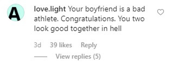 Fan Indonesia đánh chiếm Instagram của bạn gái Văn Hậu, buông lời khiếm nhã tới đôi trai tài, gái sắc - Ảnh 3.