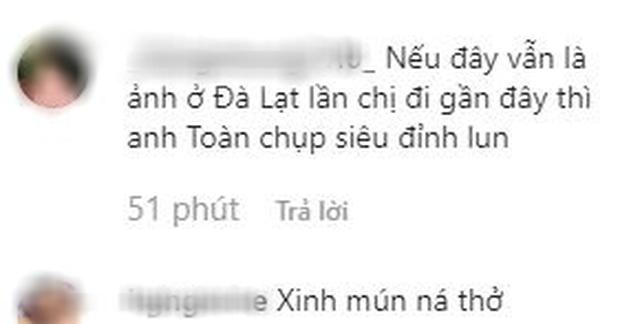 Nhung Bum đăng ảnh quyến rũ với váy ngủ, fan lập tức soi ra Văn Toàn chính là nhiếp ảnh gia - Ảnh 3.