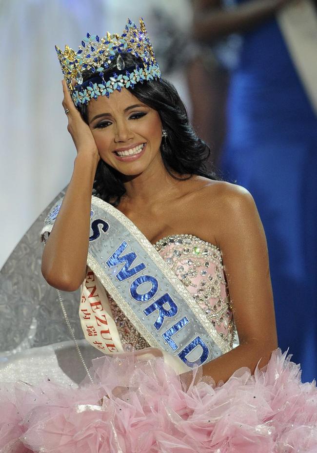 Nhìn lại nhan sắc của các người đẹp đăng quang Hoa hậu Thế giới trong những năm gần đây: Nổi bật nhất phải nói tới mỹ nhân đến từ Trung Quốc này - Ảnh 5.