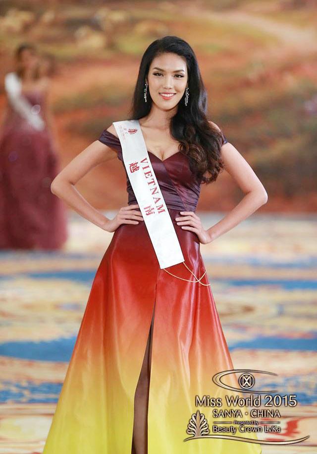 Tạo nên thành tích chưa từng có tại Miss World, Lương Thùy Linh lại bị so sánh với Lan Khuê và Đỗ Mỹ Linh - ảnh 4