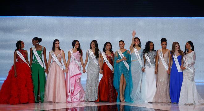 Lương Thùy Linh chia sẻ sau thành tích Top 12 Miss World 2019: Tôi đã rất cố gắng, kết quả này là xứng đáng  - Ảnh 3.