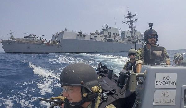 Mỹ tổ chức hơn 85 cuộc tập trận ở Ấn Độ Dương - Thái Bình Dương trong năm 2019 - Ảnh 2.