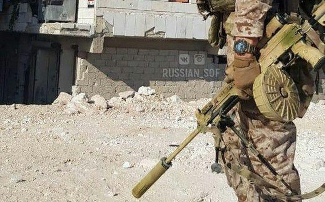Nga bí mật đem máy quét bộ binh sang chiến trường Syria - ảnh 1