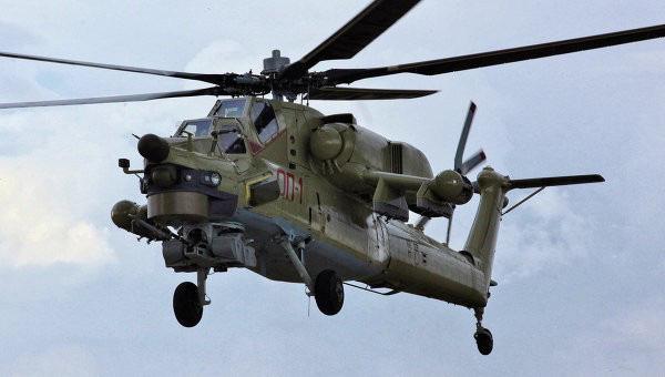 Nga công bố hình ảnh trực thăng Mi-28UB rơi trong khi bay huấn luyện - Ảnh 11.
