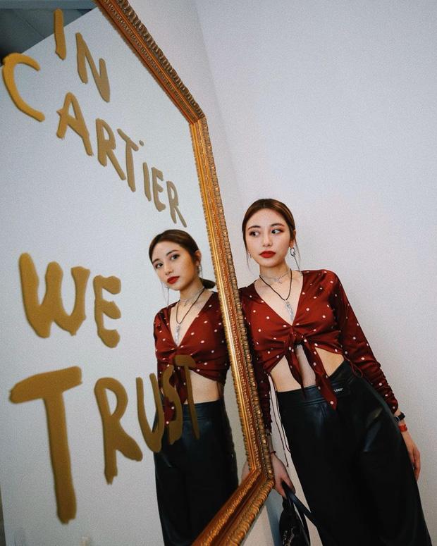 """Con gái của """"bà hoàng Hermes Jamie Chua: Tí tuổi đã mặc đồ hàng hiệu khắp người, mạnh dạn đầu tư kinh doanh thương hiệu phụ kiện riêng - Ảnh 17."""