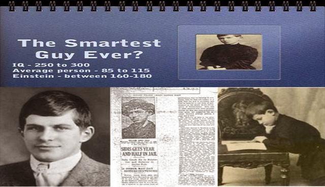 William James Sidis và câu chuyện bi kịch của một thiên tài nhân tạo có IQ cao nhất thế giới - Ảnh 4.