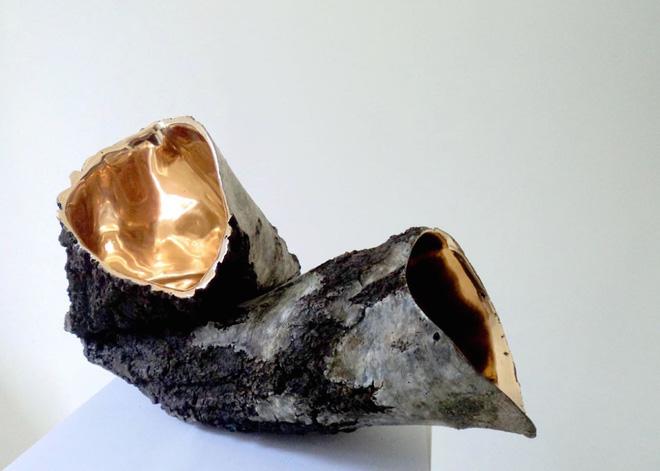 Xẻ đôi những hòn đá - bộ sưu tập bằng đồng này là biểu tượng cho năng lượng bứt phá - Ảnh 4.
