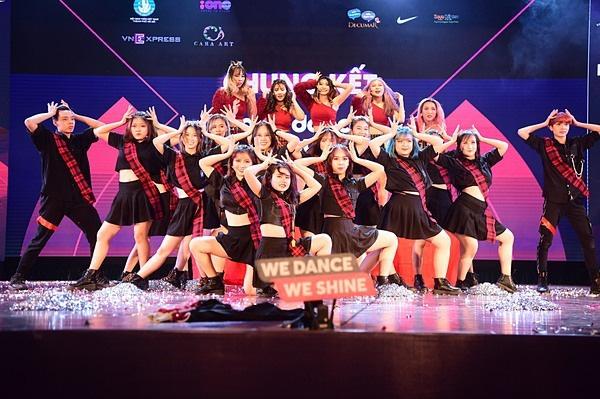 Minh Hằng, Trọng Hiếu nhảy sung trên sân khấu đêm chung kết Kpop Dance For Youth - Ảnh 9.