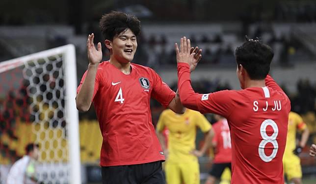 Lịch sử đối đầu Hàn Quốc vs Lebanon: Sức mạnh vượt trội của đội tuyển Hàn Quốc - Ảnh 1.