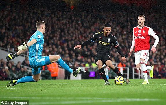 De Bruyne toả sáng, Man City nhấn chìm Arsenal - Ảnh 1.