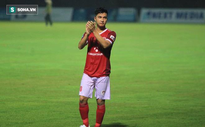 Tiền vệ Việt kiều Martin Lo sang thử việc tại Nhật Bản - Ảnh 1.