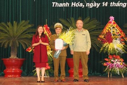 Nhân sự mới Vĩnh Long, TP.HCM, Thanh Hóa - Ảnh 3.