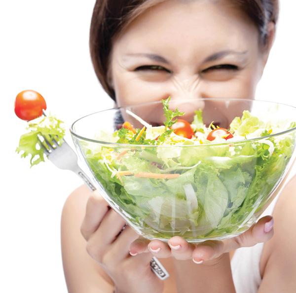 Những lời khuyên về ăn uống và lối sống phòng ngừa ung thư - Ảnh 1.