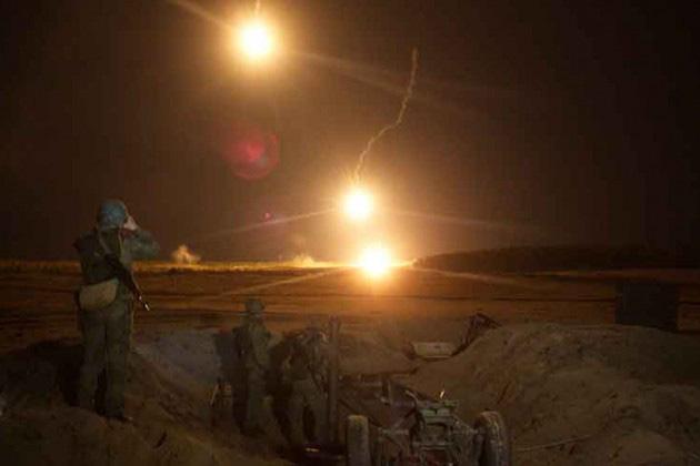 [ẢNH] Máy bay không người lái Israel xâm nhập không phận Syria, đòn tấn công sắp tới? - Ảnh 1.