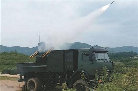 Tên lửa phòng không Made in Vietnam: Đầy uy lực - Tinh hoa vũ khí Việt là đây - Ảnh 2.