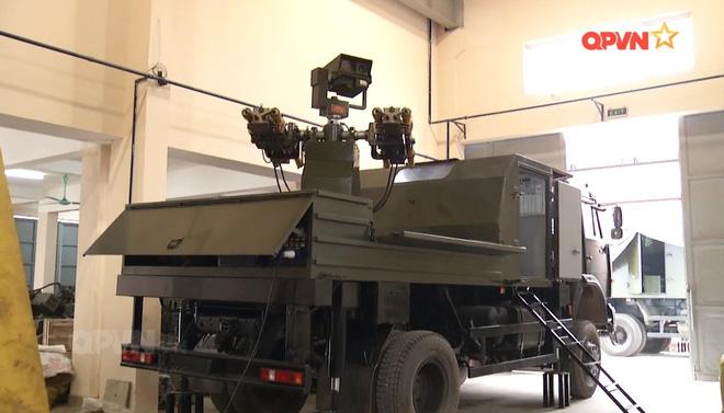 Tên lửa phòng không Made in Vietnam: Đầy uy lực - Tinh hoa vũ khí Việt là đây - Ảnh 4.