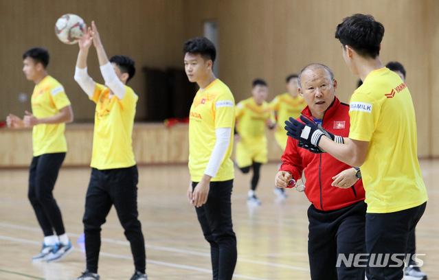 U23 Việt Nam 0-0 Đại học Yeungnam: Trận đấu nhiều thu hoạch của HLV Park Hang-seo - Ảnh 8.