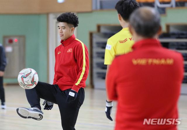 U23 Việt Nam 0-0 Đại học Yeungnam: Trận đấu nhiều thu hoạch của HLV Park Hang-seo - Ảnh 5.