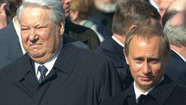 Hậu trường cuộc chuyển giao quyền lực Yeltsin-Putin: Nhiều người đã bật khóc khi ông Yeltsin tuyên bố từ chức - Ảnh 3.