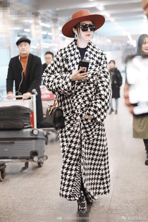 Sương sương vài tấm ảnh tại sân bay, Phạm Băng Băng chứng minh đẳng cấp và thần thái nữ hoàng nhan sắc Cbiz - Ảnh 3.